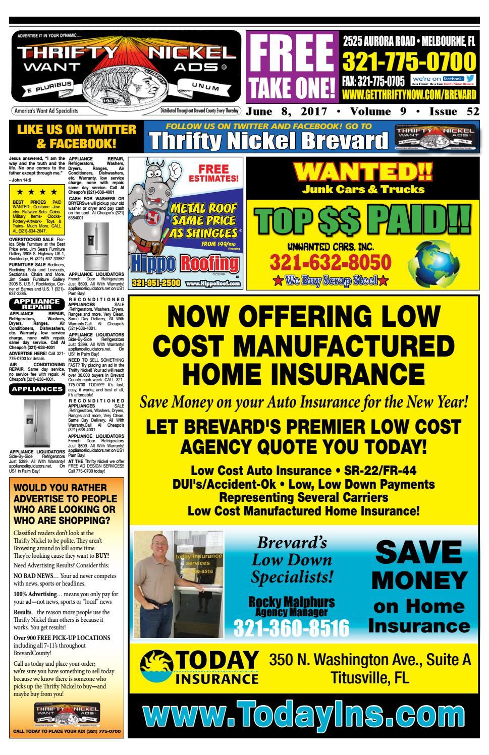 Thrifty Nickel Brevard 6817 by Thrifty Nickel issuu