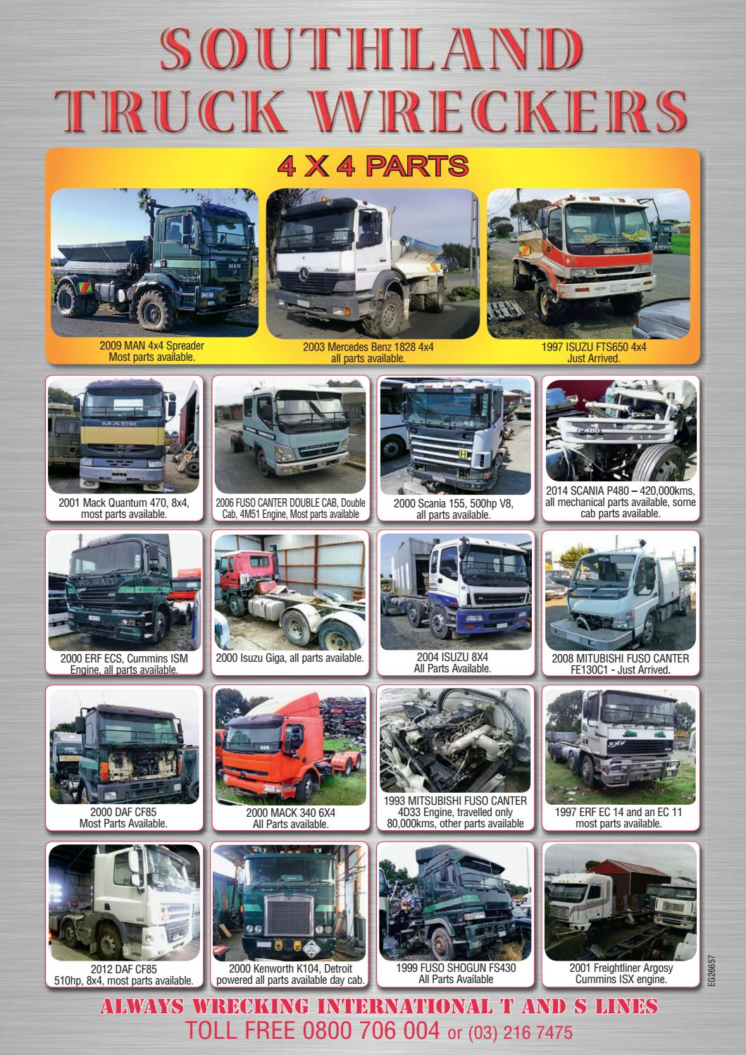 Equipment Guide June 2017 Issue by NZ Truck & Driver - issuu