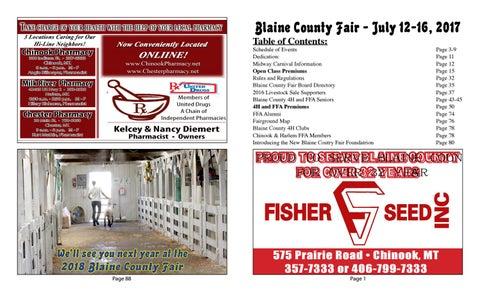 71444ad7abe9c2 2017 Blaine County Fair Book by Montana Grafix