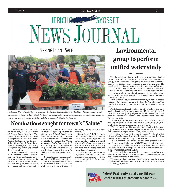 d9790597cf Jericho-Syosset News Journal by Litmor Publishing - issuu