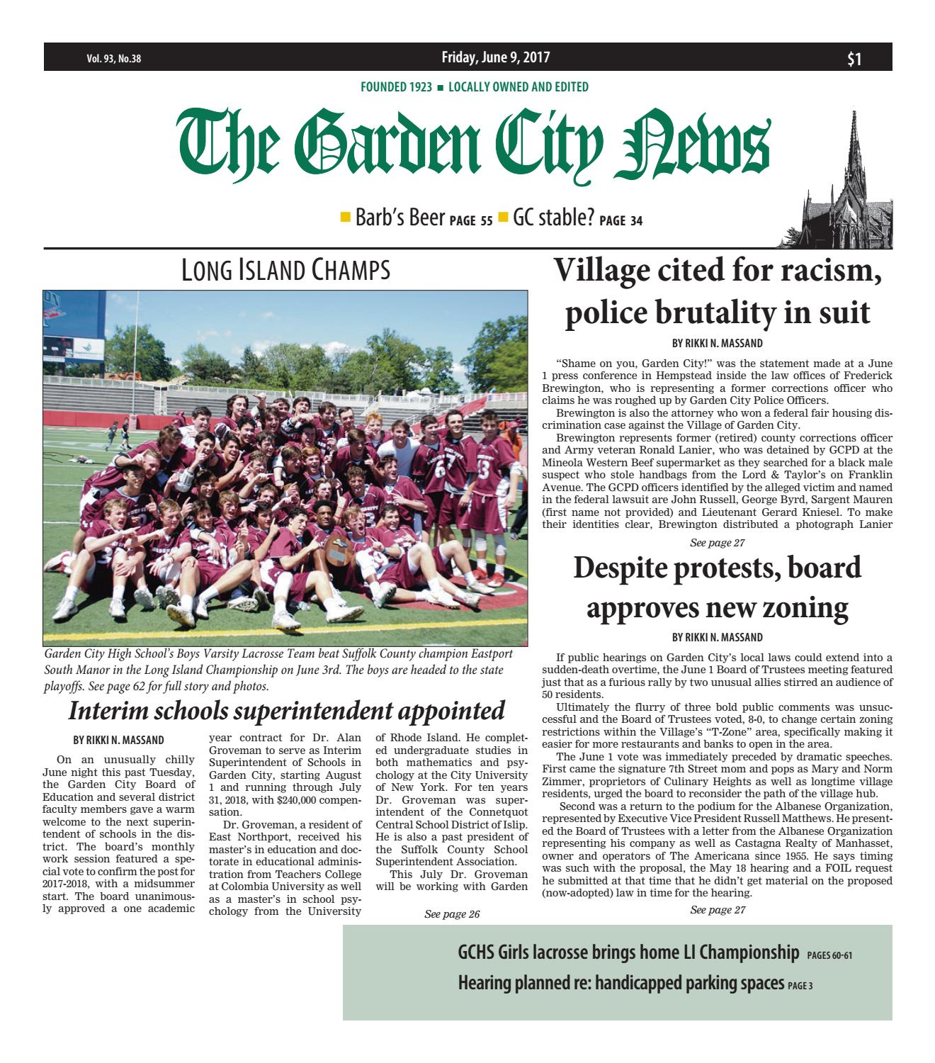 The Garden City News by Litmor Publishing - issuu 25e8674c892