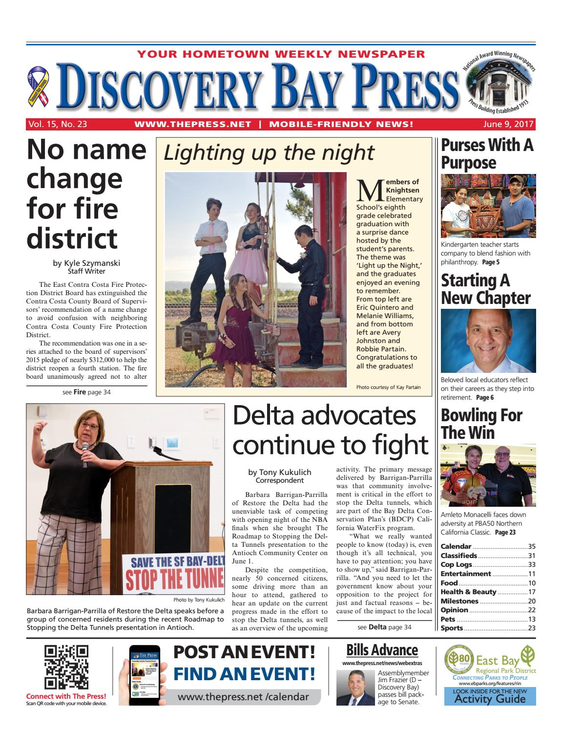b815e965f50 Discovery Bay Press 06.09.17 by Brentwood Press   Publishing - issuu