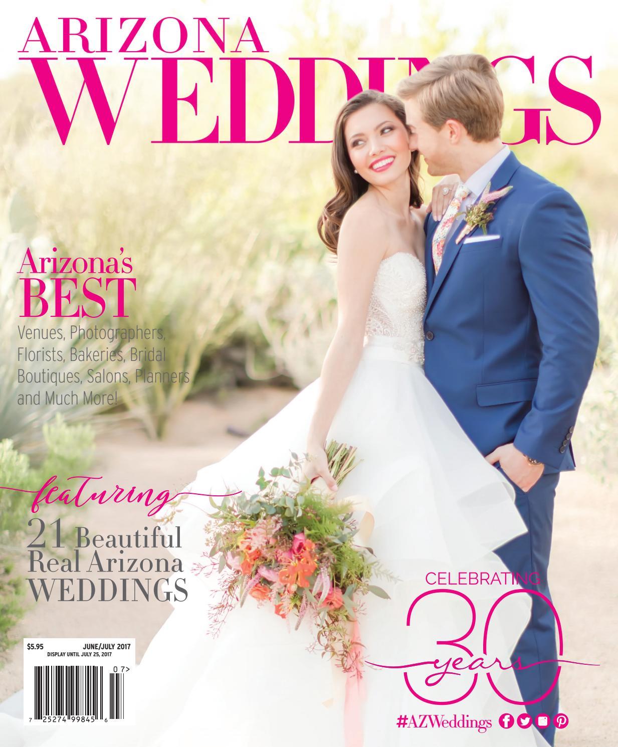 2ca282d87788 Arizona Weddings Magazine June/July 2017 by Arizona Weddings Magazine &  Website - issuu