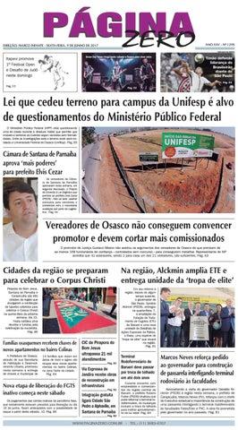 Página Zero Edição nº 1295 (09 06 2017) by Para acessar o seu Página ... 90e47966eee03
