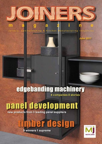 Joiners Magazine June 2017 by Magenta Publishing - issuu df89ba2024027