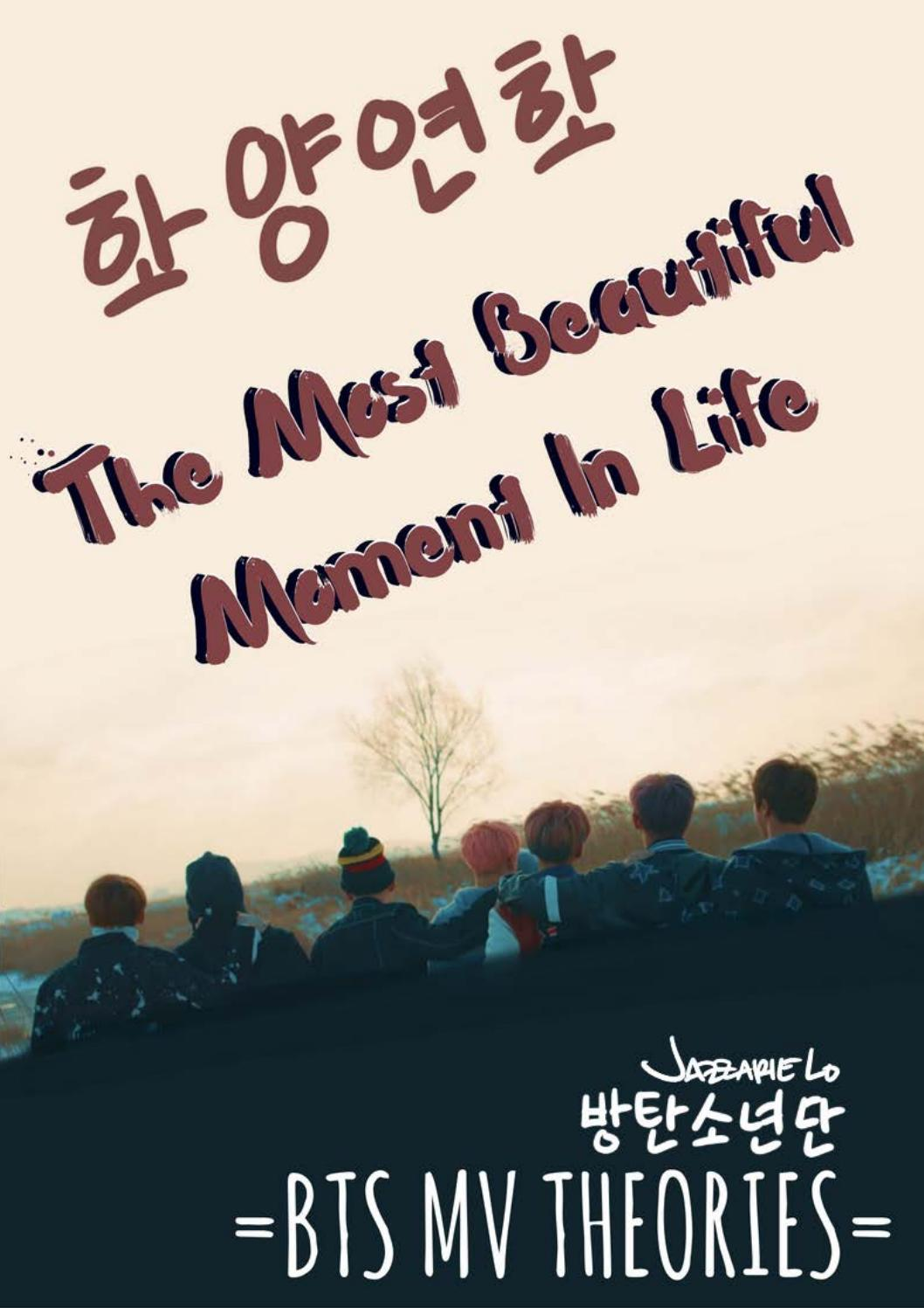Sustained Piece] BTS MV THEORY by Jazzarie Lo - issuu