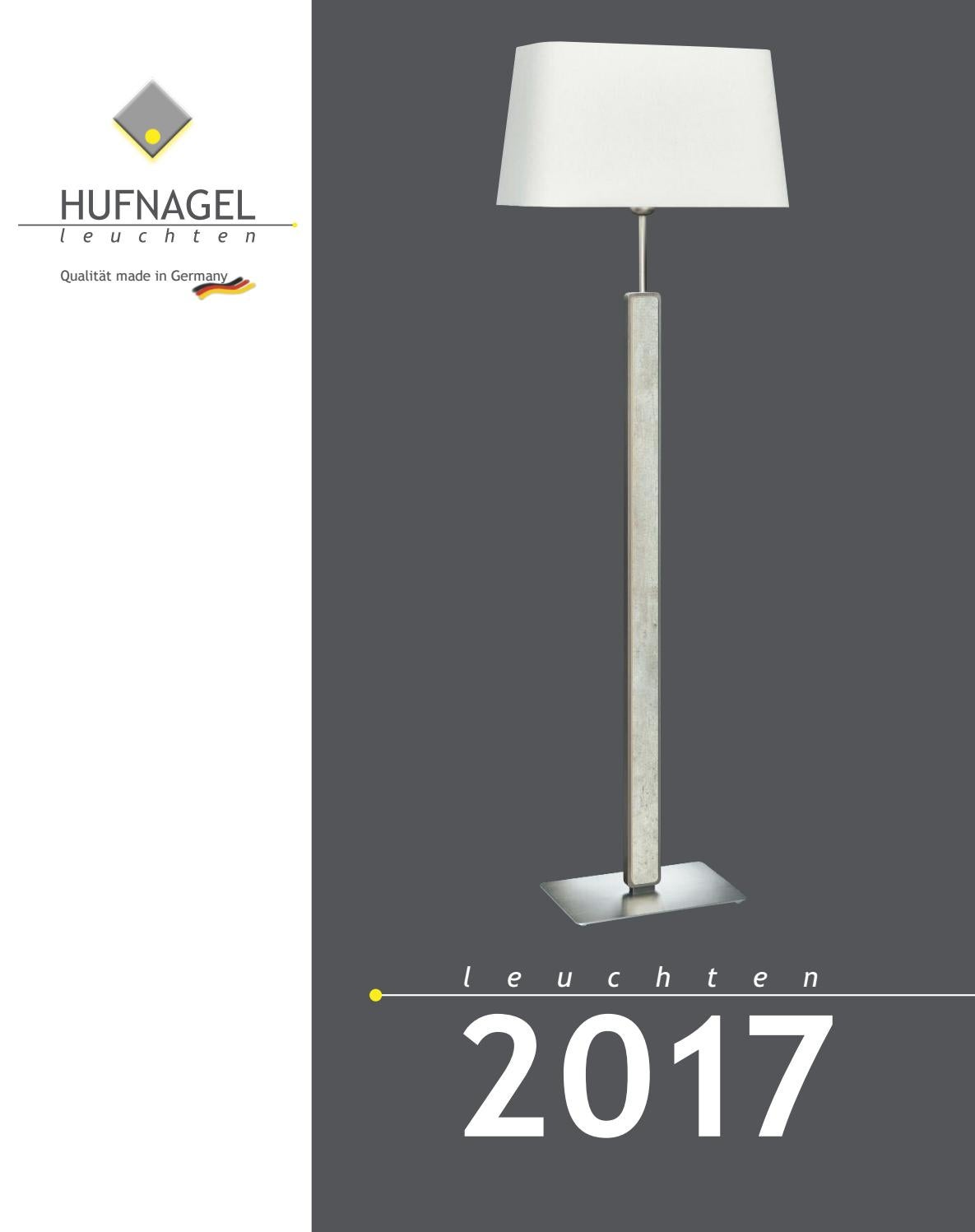 hufnagel leuchten katalog 2017 by firma hufnagel issuu. Black Bedroom Furniture Sets. Home Design Ideas