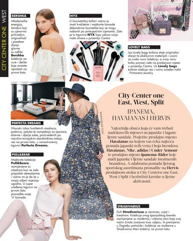 7d0cc360 City one magazin, br. 38, lipanj 2017. by City Center one - issuu