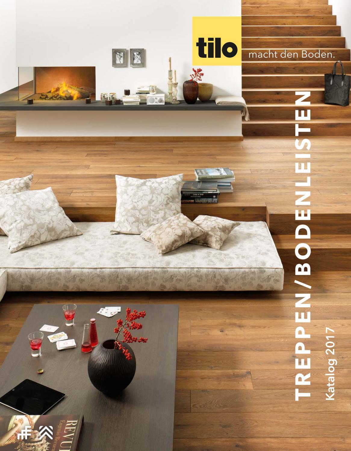tilo treppen bodenleisten by kaiser design issuu. Black Bedroom Furniture Sets. Home Design Ideas