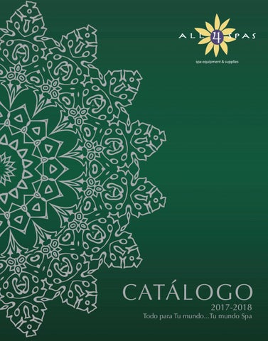 21a84b504d8b Catalogo All4Spas 2017 2018 by All4spas - issuu
