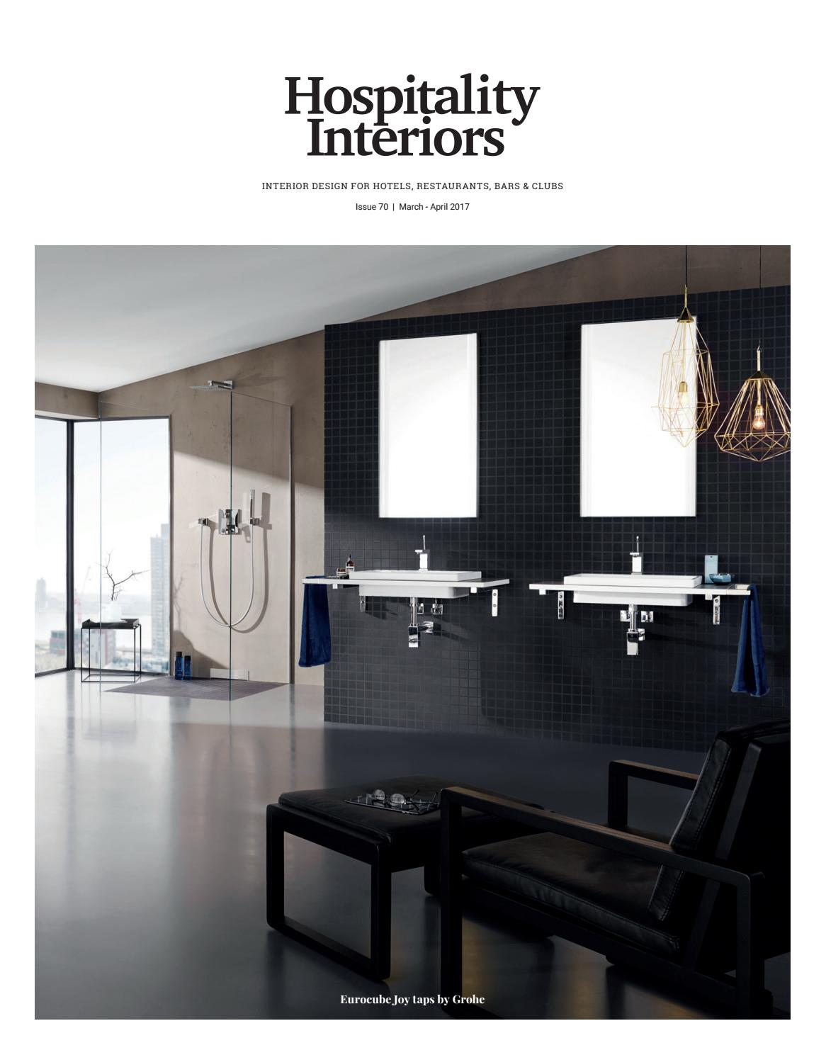 Hospitality Interiors 70 By Gearing Media Group Ltd