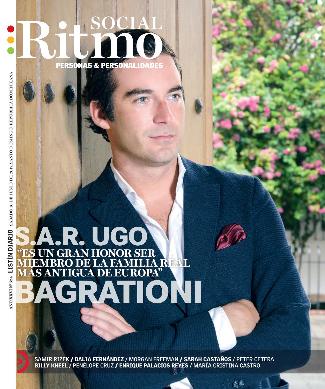 0fa3b0dce Ritmo Social 10-06-2017 by Listín Diario - issuu