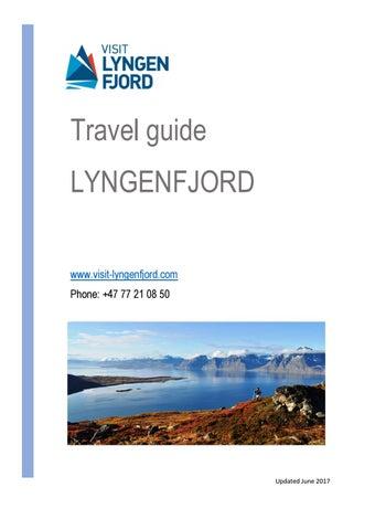 super popular 7a27a dd78a Travelguide Lyngenfjord-region by Visit Lyngenfjord - issuu