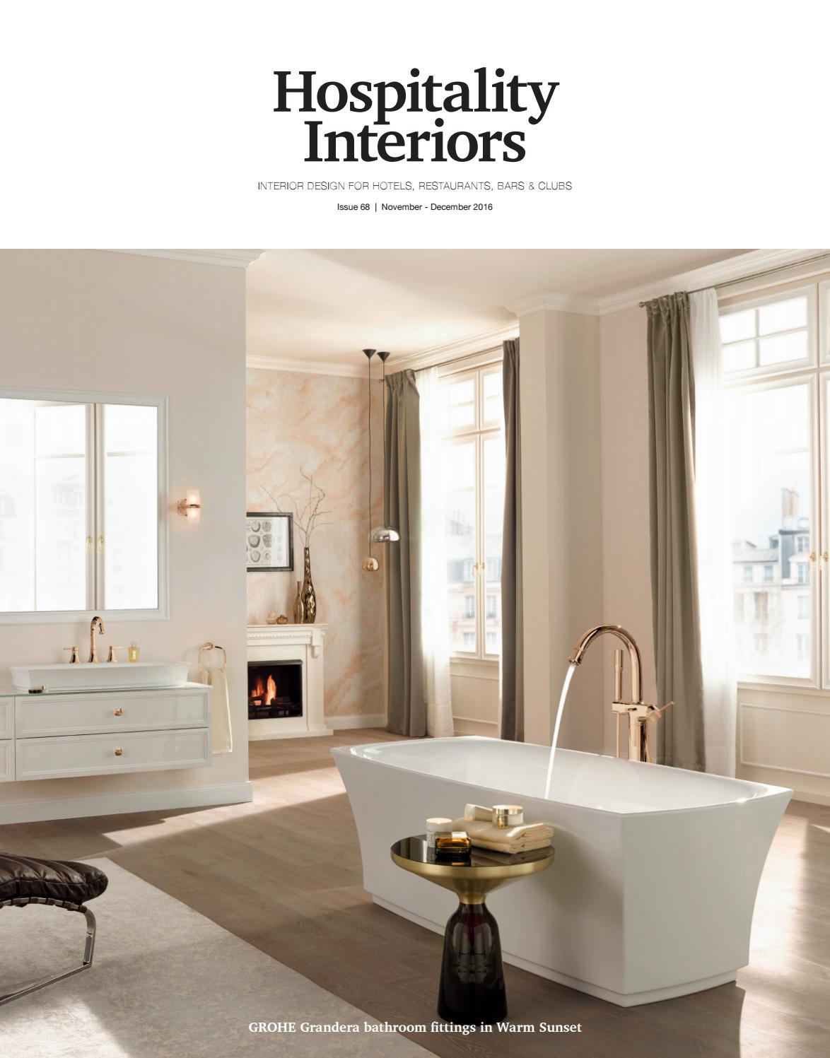 Hospitality Interiors #68 by Gearing Media Group Ltd - issuu