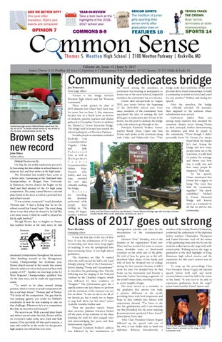 Issue 15 june 9, 2017 by woottonnews - issuu
