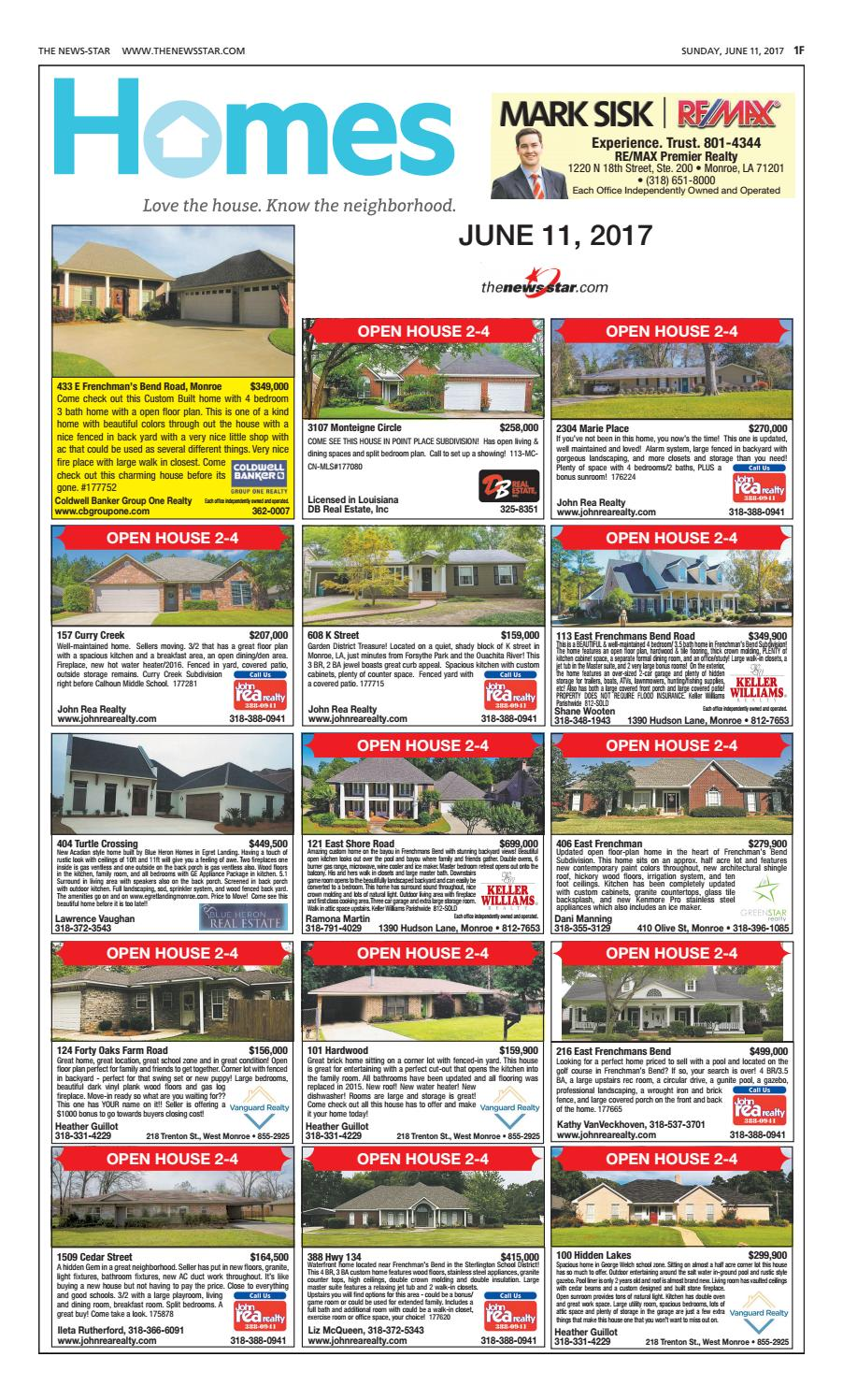 Pleasing Monroe Homefinder 06 11 17 By Part Of The Usa Today Network Home Interior And Landscaping Ponolsignezvosmurscom