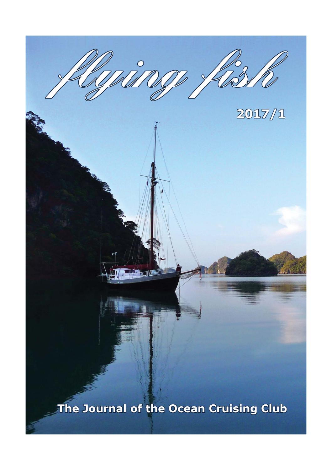 12e90f147d Flying Fish 2017-1 by Ocean Cruising Club - issuu
