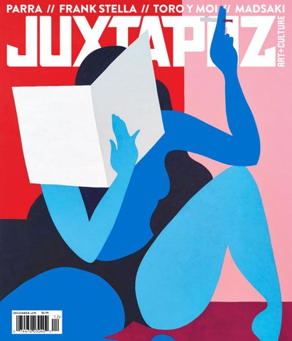 feaaf6ce4e4f Juxtapoz December 2016 by Juxster - issuu