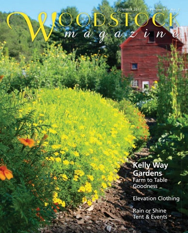 Woodstock Magazine - Summer 2017 by Mountain View Publishing - issuu