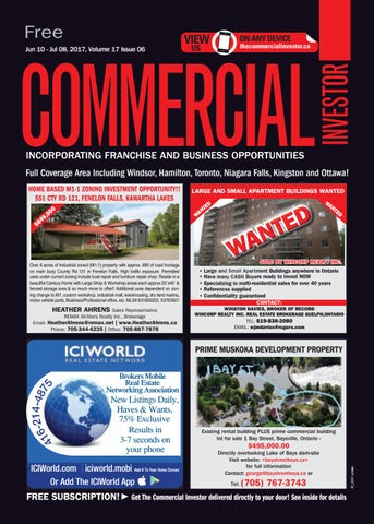 Commercial Investor 10 Jun 2017 By Nexthome Issuu