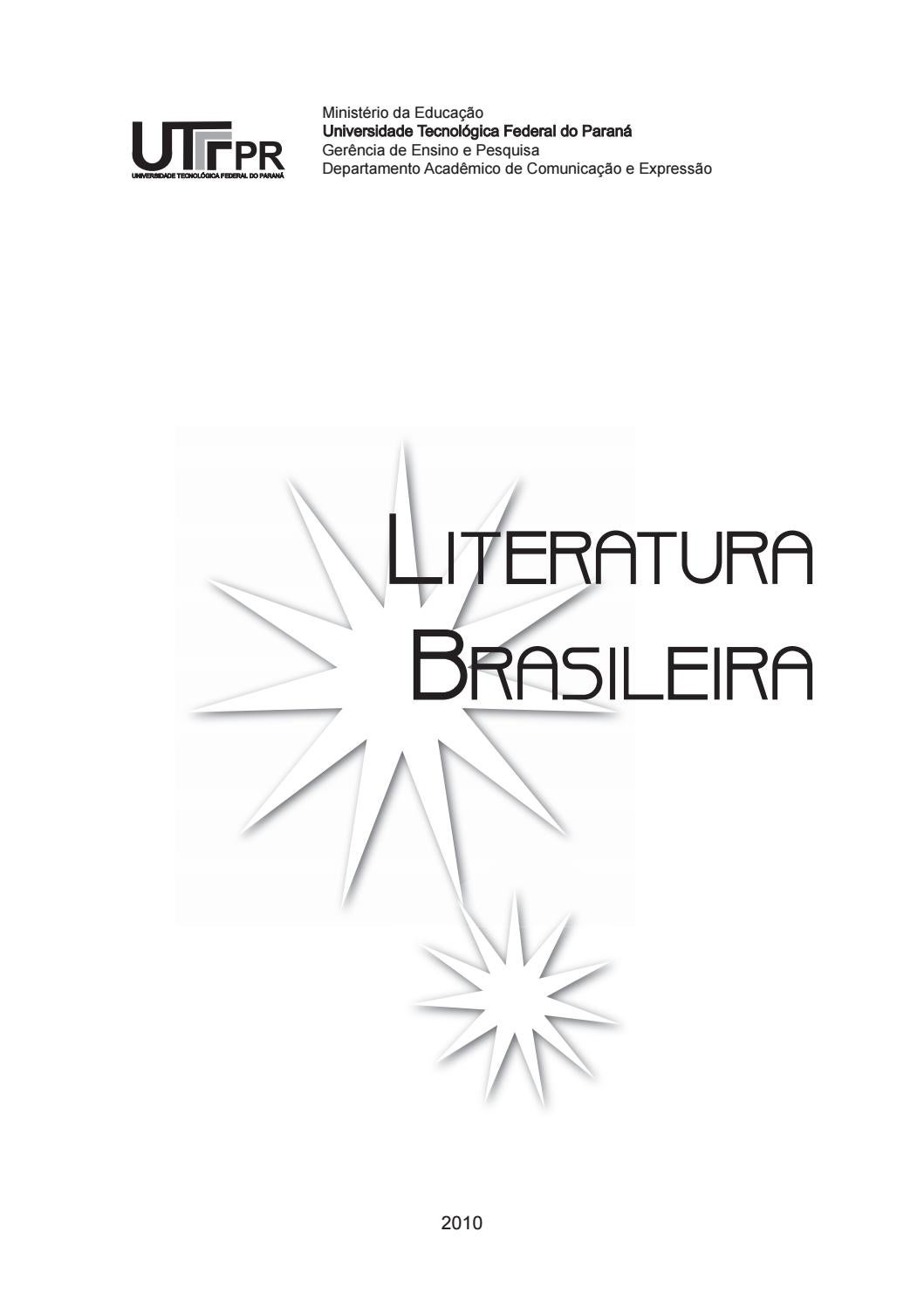 Apostila literatura brasileira by Daniel Almeida - issuu b6a20607ebb29