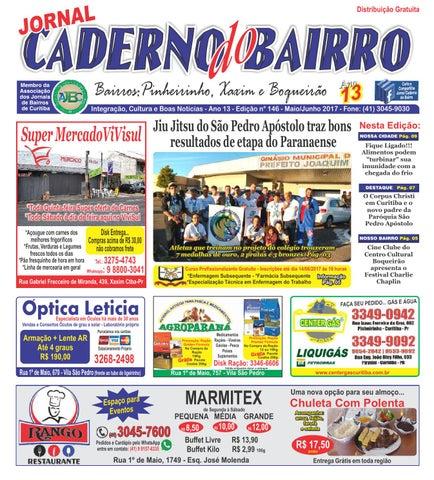 Caderno do bairro boqueirão, xaxim e pinheirinho edição 146 ... c3b1621df1