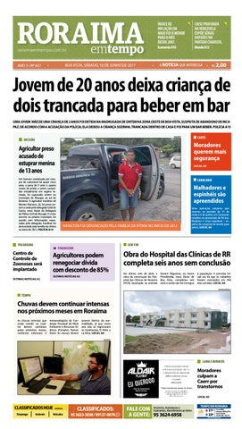 Jornal roraima em tempo – edição 651 by RoraimaEmTempo - issuu 9f3871f34f