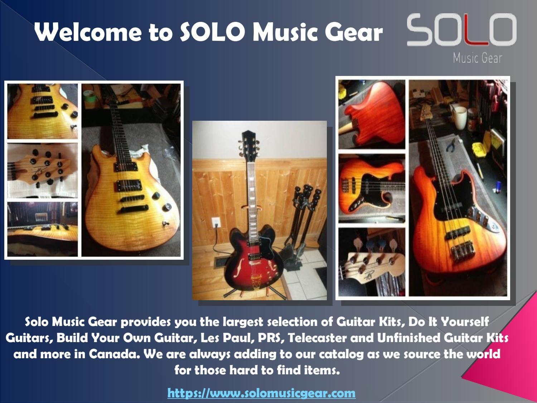 Bass guitar kit by solo music gear issuu solutioingenieria Choice Image