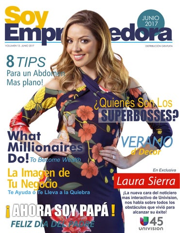 Revista Soy Emprendedora Junio By Smart Niche Consulting Inc Issuu
