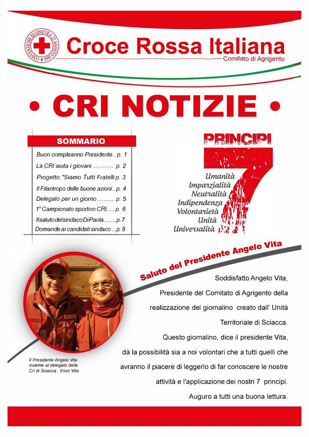 Cri Notizie 2 By Crisciacca Issuu