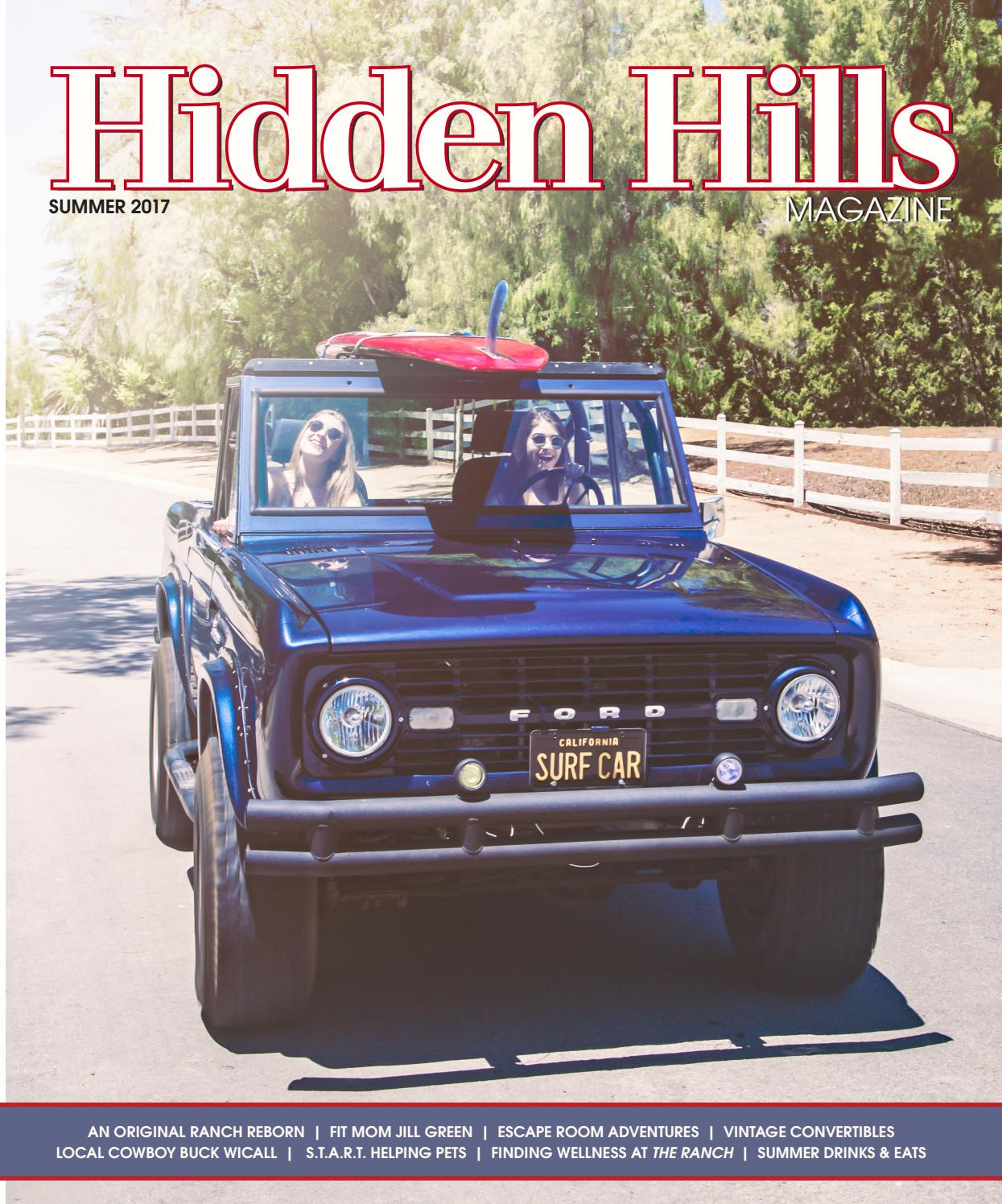 Summer Escape In The Berkshires: Hidden Hills Magazine Summer 2017 By Long Valley Media