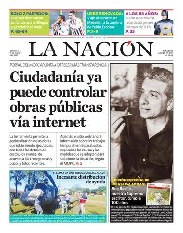 cae6aac5aaf DIARIO LA NACIÓN - EDICIÓN - 8.572 by La Nación - issuu