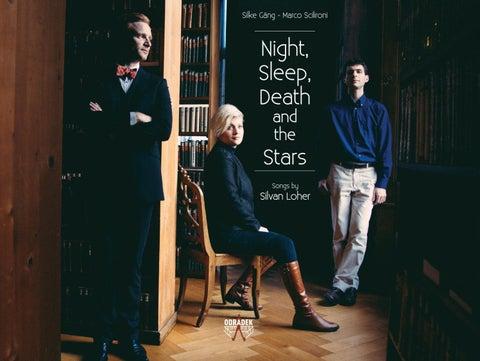 Silvan Loher Night Sleep Death And The Stars By Odradek
