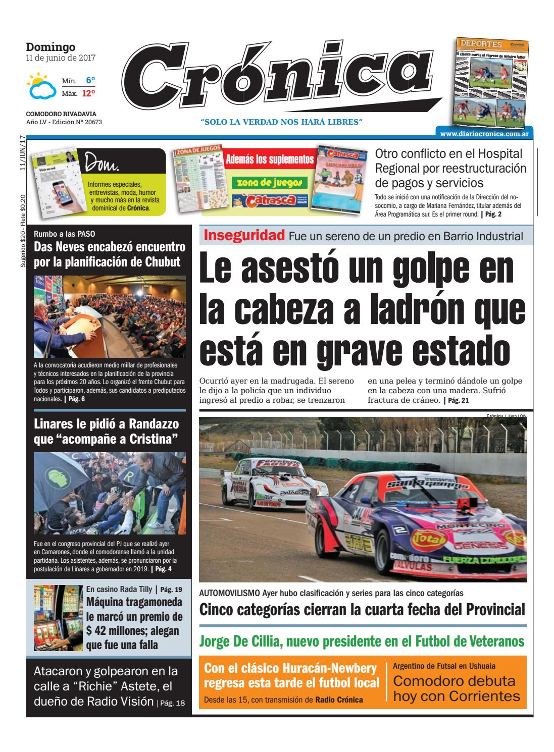 395ae69958cb6a663c5cb99c2ae23c5e by Diario Crónica - issuu 7ebb203dab1