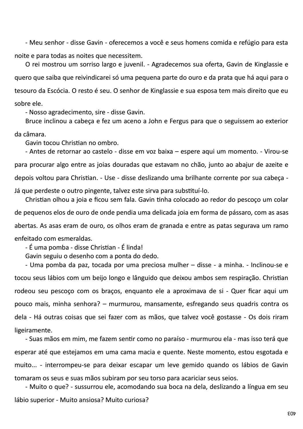 A Lenda De Kinglassie By Patricia Martins Fonseca Issuu
