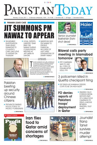 E paper pdf (12 06 2017) (isb) by Pakistan Today - issuu