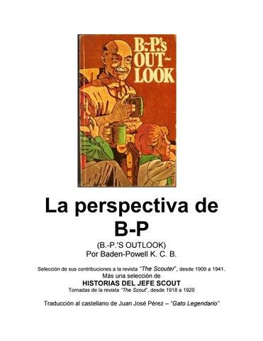 cbc80790f8a La perspectiva seleccion de escritos de bp by Juan José Pérez ...
