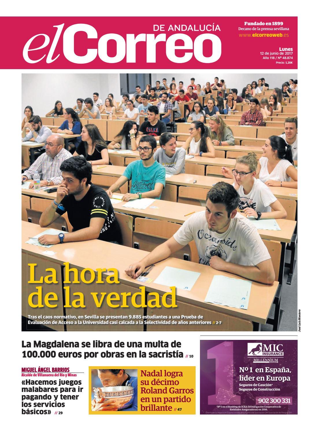 dd6d072b7 12 06 2017 El Correo de Andalucía by EL CORREO DE ANDALUCÍA S.L. - issuu