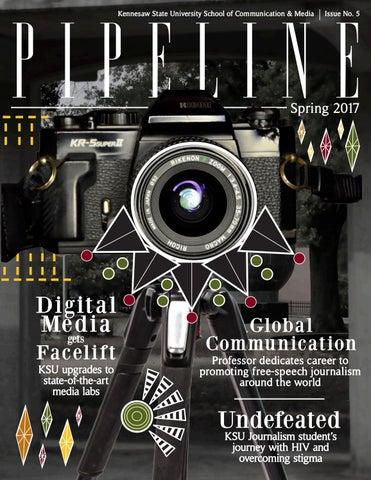 KSU Pipeline Magazine Spring 2017 by Kennesaw State University