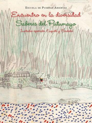 Saberes del Putumayo by Voces y Saberes - issuu