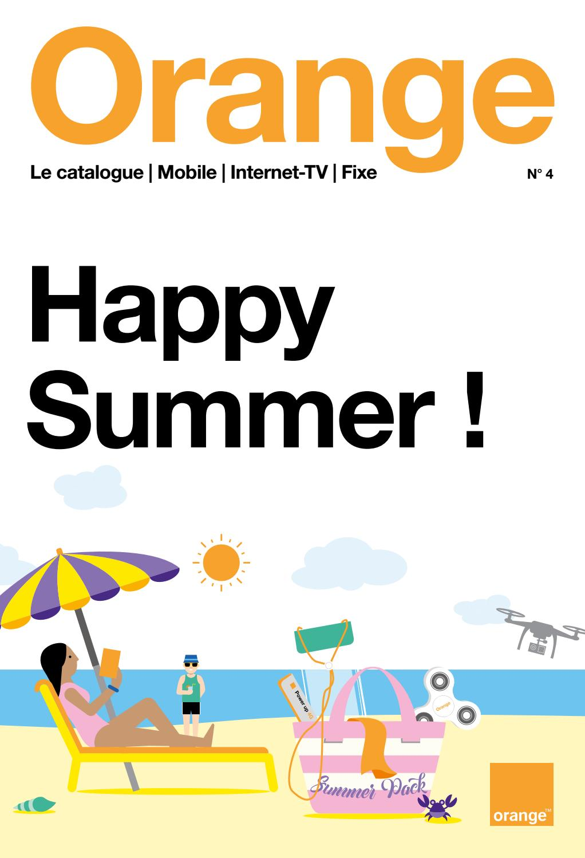 magazine orange juin 2017 by orange issuu. Black Bedroom Furniture Sets. Home Design Ideas