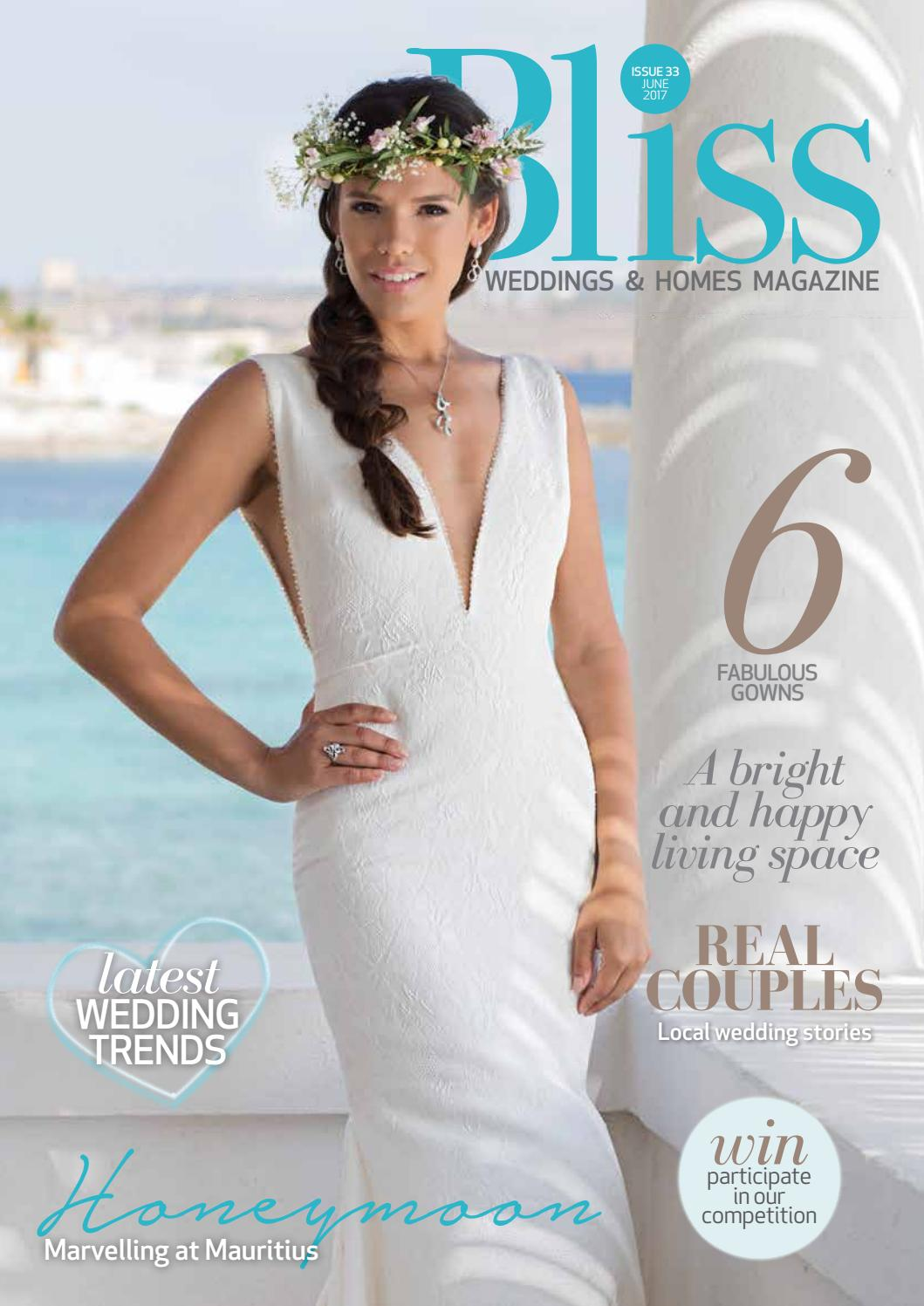 Wedding on the islands - sink into the world of pleasure and bliss