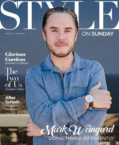 Style on Sunday June 2017 by Content House Group - issuu