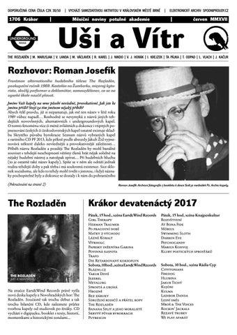 Ušia Vítr 1706 by Igor Latal Ears Wind Records spodniproudy.cz - issuu f2a839fa235