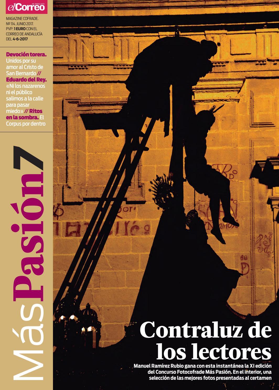 158ef2fbe4ad3 Revista Mp7 Junio by EL CORREO DE ANDALUCÍA S.L. - issuu