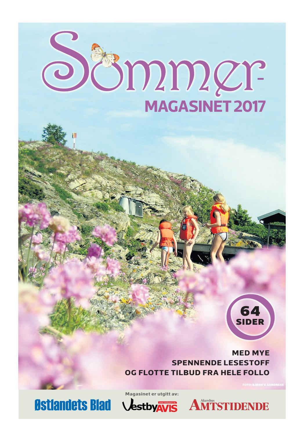e45acaa8 Sommermagasin by Amedia Annonseproduksjon AS - issuu