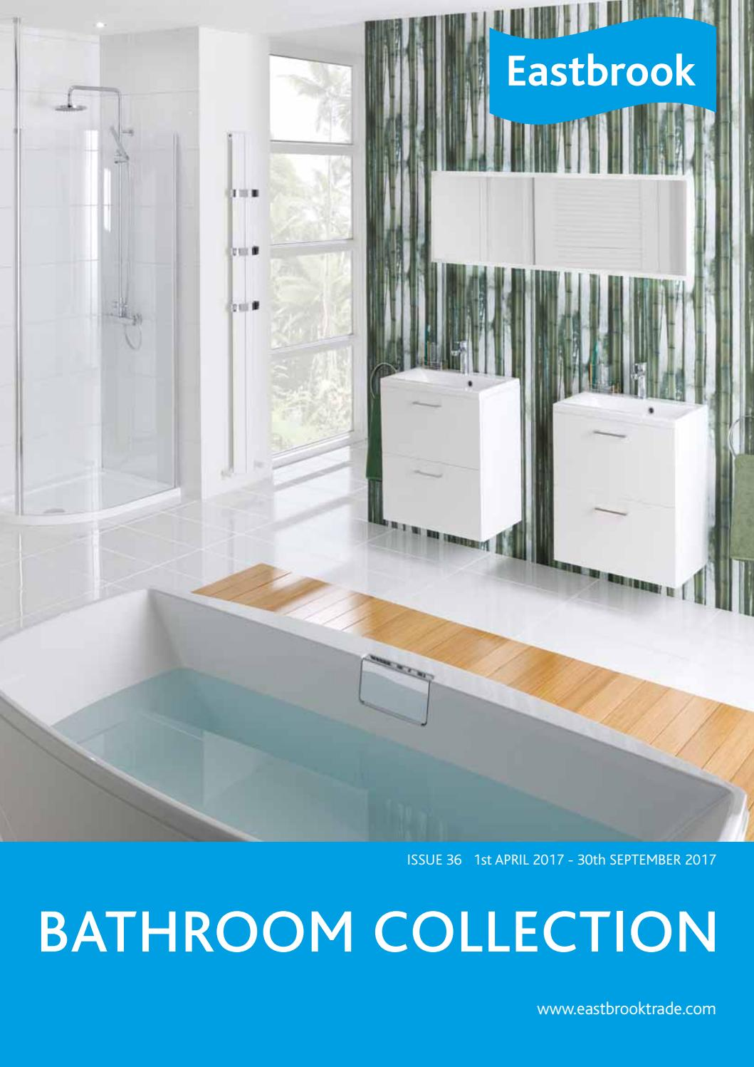 Eastbrook catalogue 2017 by merlin bathrooms issuu - Average cost of a new bathroom 2017 ...