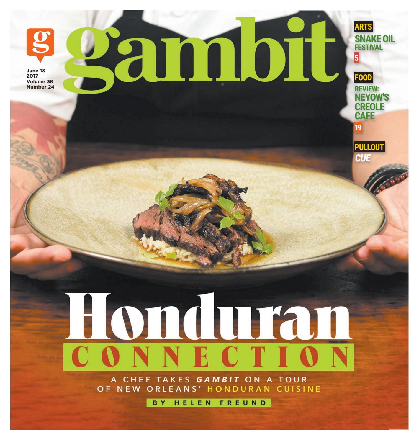 042465c38 Gambit New Orleans, June 13, 2017 by Gambit New Orleans - issuu