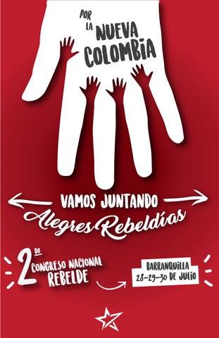 2do Congreso Nacional Rebelde - Tesis by Juventud Rebelde - Colombia ...