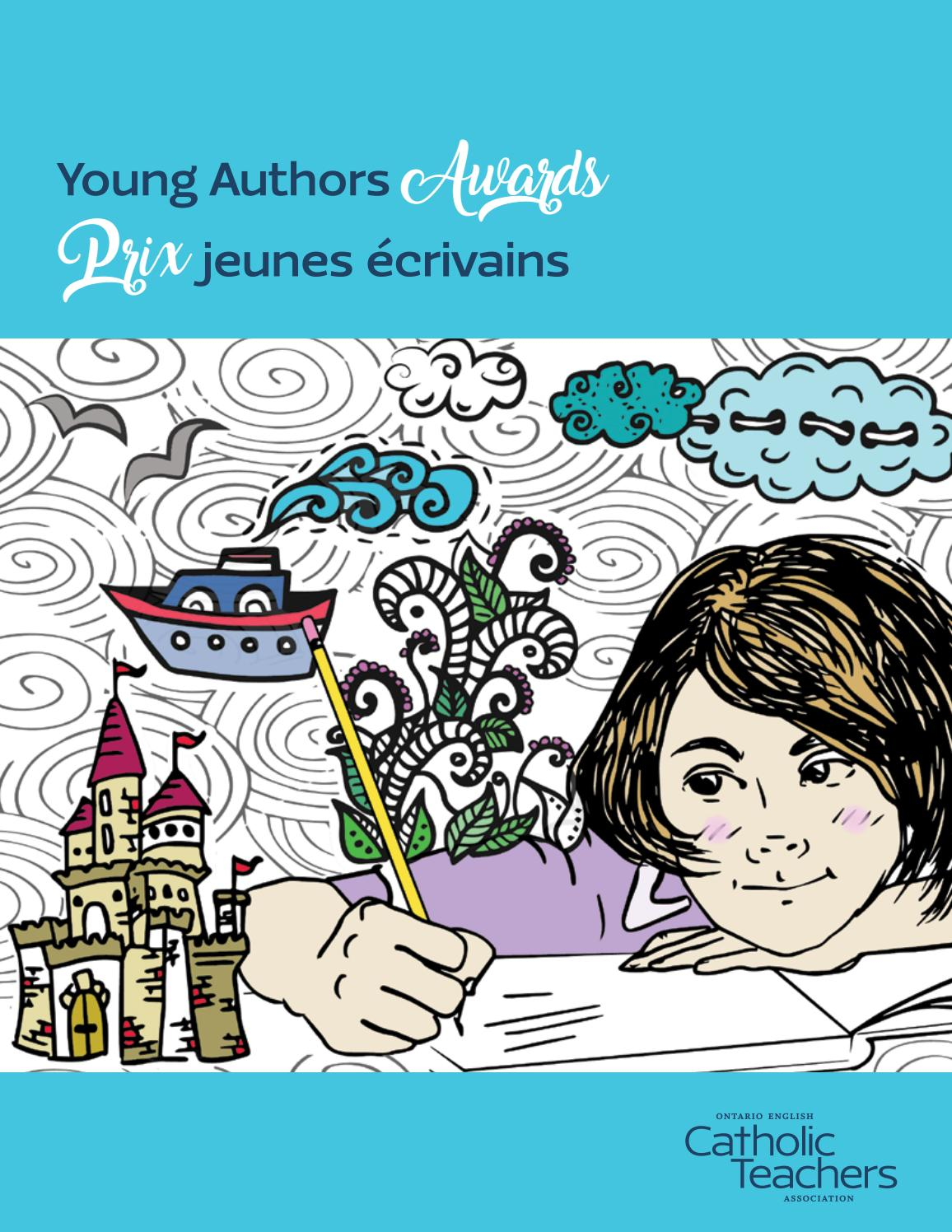 Young Authors 2017 Compilation Book by @OECTA - issuu